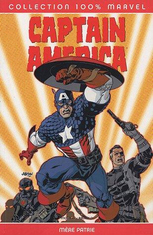 Captain America, Tome 2 : Mère patrie