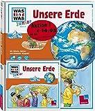 WAS IST WAS Junior Set: Unsere Erde Buch & Hörspiel-CD