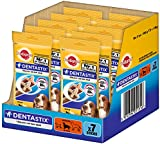 PEDIGREE DENTASTIX Dental Chews - Medium Dog, Pack of 10 (Total 10 x 7 Sticks)