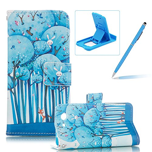 for-sony-xperia-z3-compact-mini-magnetic-closure-flip-portable-carrying-casebook-style-pu-leather-fo