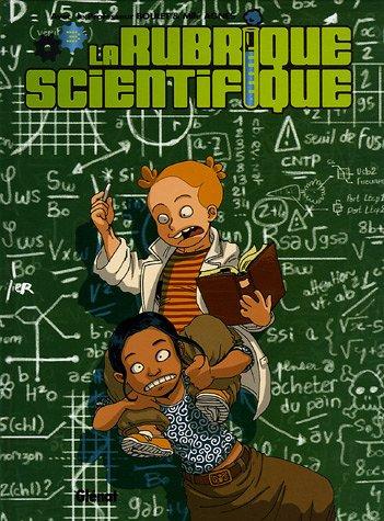 La rubrique scientifique