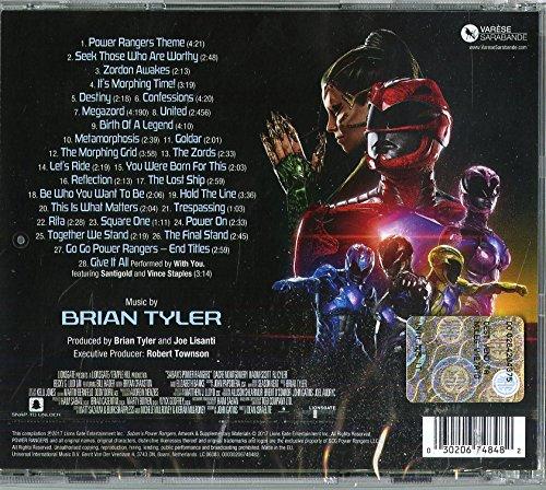Image of Power Rangers