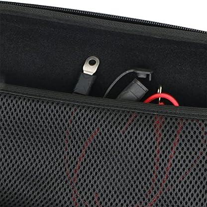 6131YnpJjBL. SS416  - Khanka para Arrancador ultraseguro batería de Litio NOCO Genius Boost 12V EVA Funda Estuche Bolso by