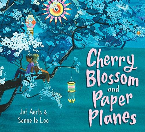 Cherry Blossom and Paper Planes (Lane Blossom)