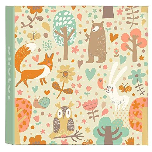 Animaux mignons 15,2 x 10,2 cm Album photo - Les Animaux de la forêt