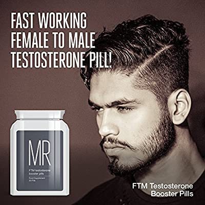 Mr Ftm Testosterone Booster Pills – Transsexual Male Hormone Transsexual from MR