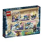 Lego-Elves-Naida-lAgguato-della-Tartaruga-Acquatica-Multicolore-41191