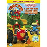 Tractor Tom Triple Pack (3 disc) [DVD] [2011]