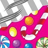 Uhr Wetter Widget Süßigkeiten
