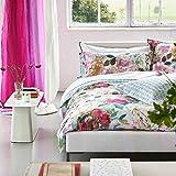 Designers Guild Palissy, Funda de edredón algodón, Camellia, 240x 220cm