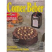 COMER Y BEBER (Pastelería, gastronomía de fiesta; D.O.C. Rias Baixas)