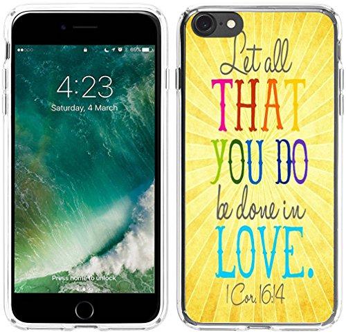 iPhone 6S Schutzhülle Christian Zitat Bibel Verse Mut ist Nicht Einfach Eine der Virtues aber die Form von Jeden Virtue am Testen Punkt