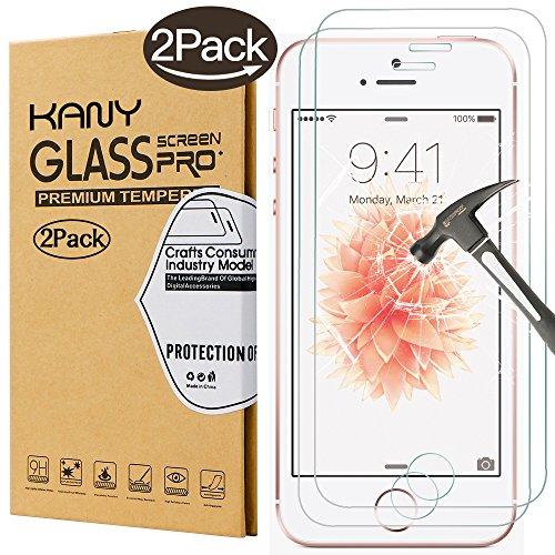 pellicola-vetro-temperato-iphone-se-5-5s-kany-2-pack-temperato-di-protezione-in-vetro-dello-schermo-