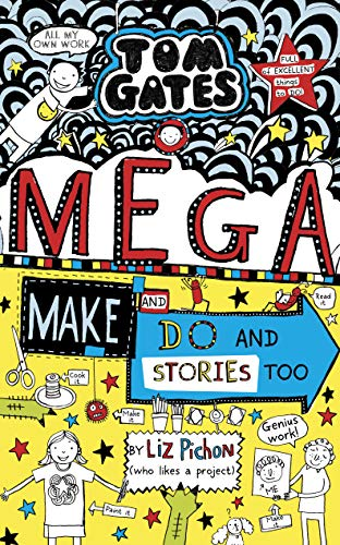 Tom Gates: Mega Make and Do (and Stories Too!) (English Edition)