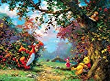 Ceaco Disney Winnie The Pooh Fine Art Pooh's Afternoon Nap Puzzle (1000 Piece) by Ceaco