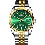 CHENXI New top Brand Luxury Watch Stainless Steel with Calendar Watch Men's Fashion Waterproof Quartz Watch