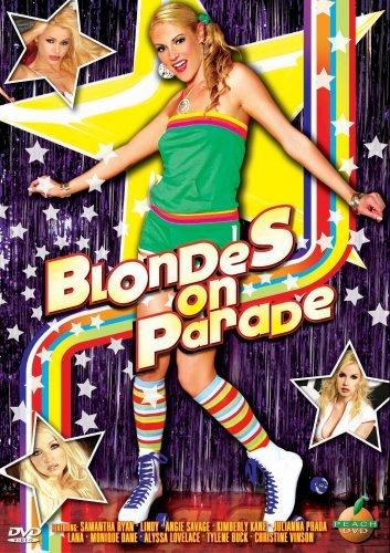 Blondes On Parade by Samantha Ryan