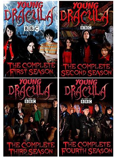 Series 1-4 (12 DVDs)