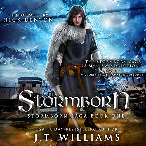 Stormborn (A Tale of the Dwemhar): Stormborn Saga, Book 1
