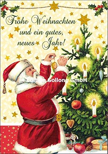biglietto-natalizio-nostalgica-carola-pabst-albero-di-natale-e-babbo-natale-buon-natale