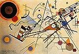 Wassily Kandinsky - Composizione VIII Kunstdruck