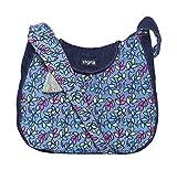 #1: SIGNA BAGS Women's Shoulder Bag (Blue, A05DRL01)