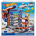 Mattel Hot Wheels FDF25 - Super Megacity Parkgarage von Mattel GmbH