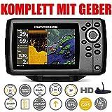 Combinés Sondeurs-GPS HUMMINBIRD HELIX 5 G2 CHIRP DI sonde TA