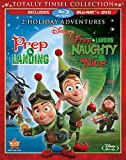 Prep & Landing: Naughty Vs Nice [Blu-ray]