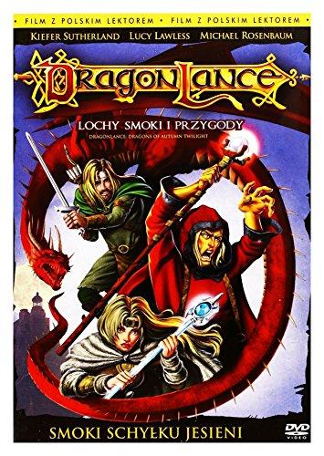 Dragonlance: Dragons of Autumn Twilight (2008) [Region 2] (IMPORT) (Keine deutsche Version)