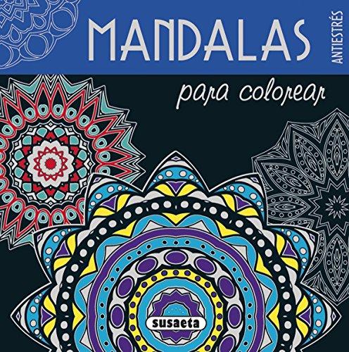 Mandalas para colorear por Susaeta Ediciones S  A