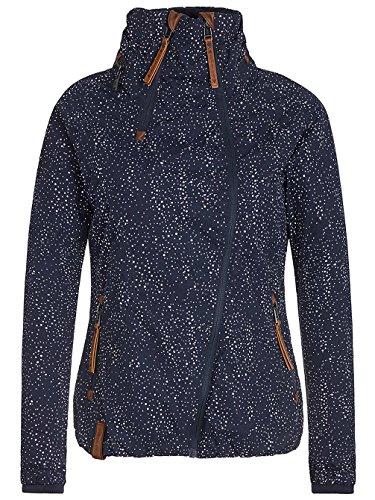 Naketano Female Jacket EJ du geile fibbia Sprinkles IV