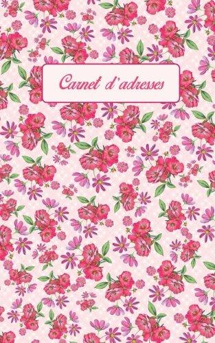 Carnet d'adresses: petit carnet d'adresses 12,7 x 20,3 cm par La petite fabrique des cahiers