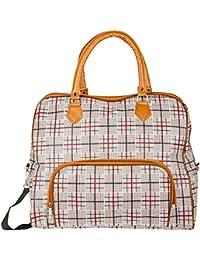 "Shopigator Luggage Travel Duffle Or Multi Purpose Utility Printed Bag, Designer Print Bag For Women (17 X 15""..."
