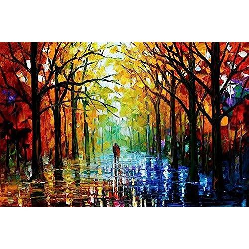 Wall Art Canvas Painting: Amazon.co.uk