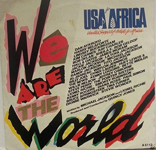 We are the world (1985) / Vinyl record [Vinyl-LP]