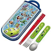 Skater Trio Set deslizante palillos cuchara Tenedor Set Toy Story 16Disney tcs1am
