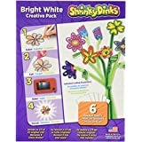 Shrinky Dinks Blanc Lumineux 6feuilles Creative Lot