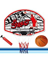 Generic dyhp-a10-code-4122-class-1-- tablero, bola y bomba Set Conjunto colgante ckboa montado en la pared G mejor baloncesto aro ketba Red anillo exterior ounted–-dyhp-uk10–160819–1939
