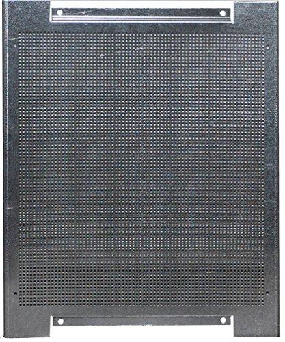 SKT Montageplatte 40 x 40 cm für QAS4045, Metalllochplatte, QMP4045