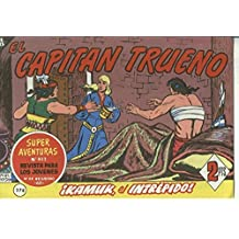 El Capitan trueno facsimil numero 378: Kamuk el intrepido