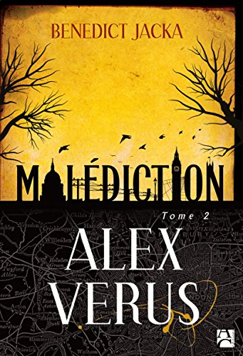 Alex Verus [Anne Carrière] (2) : Malédiction
