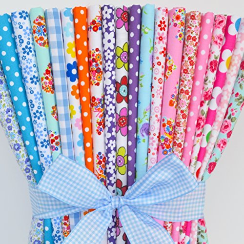 always-knitting-and-sewing-20-piece-polycotton-bundle-of-butterflies-florals-spotty-fabrics-25cm-x-2