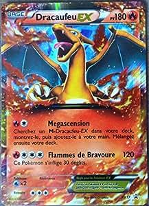 carte Pokémon XY17 Dracaufeu EX 180 PV PROMO NEUF FR