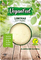VeganFeel Lonchas Queso Vegano , 1 x 150 g