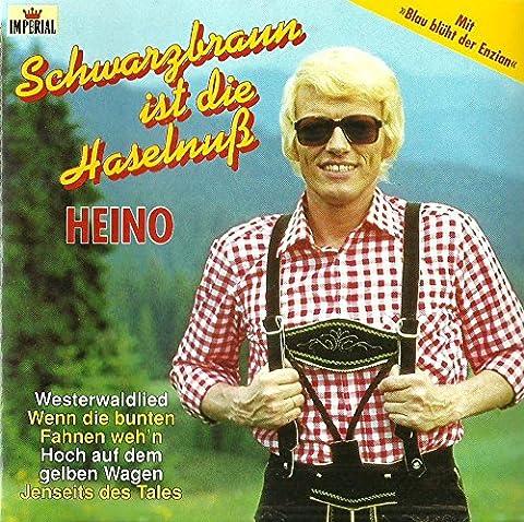 incl. Wir Lieben Die Stürme (CD Album Heino, 12 Tracks)