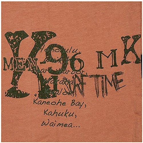 Kitaro, kurzarm Shirt T-Shirt, 191542, mango [5027] Mango