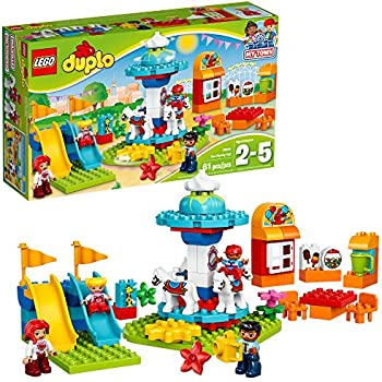 De Lego Construction Duplo Cirque Legoville 5593 Jeu Le bfyY6g7v