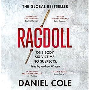 Ragdoll Hörbuch Download Amazonde Daniel Cole Andrew Wincott