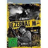 Dezernat M, Vol. 1 (M Squad) / 12 Folgen der legendären Kriminalserie mit Lee Marvin